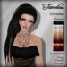 Tameless Hair Donna (MESH) - Naturals