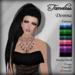 Tameless Hair Donna (MESH) - Fantasy