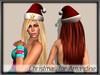 - MPP Hair - Christmas for Amandine - Black