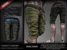 Razor /// Baggy Cargo Faders w/ HUD