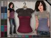 DN Mesh: Knit & Shirt w HUD