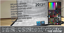 2013! INFINITY MESH PHOTOSTUDIO MP 2.0 2013 PROMO FEB 2013 Hud Version