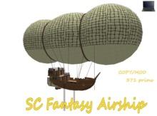 SC Fantasy Airship (boxed)
