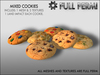 MIXED COOKIES - Full perm