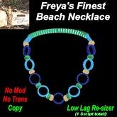 Freya's Finest Beachy Necklace