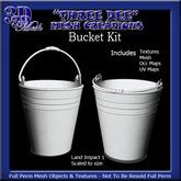 TD Mesh Bucket Kit