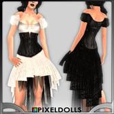(PixelDolls) Marie . dress