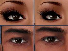 [SLB] Eyes - July'09 - Dark Brown c