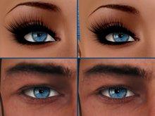 [SLB] Eyes - July'09 - Blue Pack c