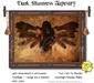 Dark Huntress Tapestry