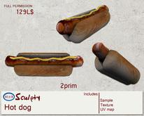*~M`n B~* Hot Dog (box)