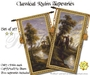 Classical Ruins Tapestries - SET OF 2!
