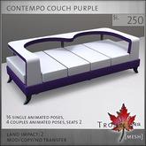Trompe Loeil - Contempo Couch Purple [mesh]