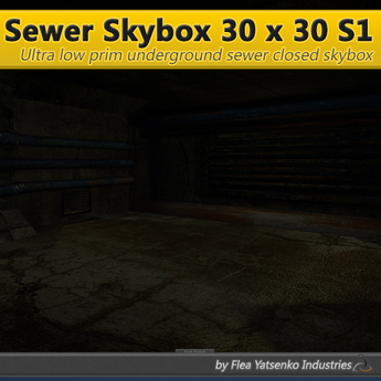 [FYI] Ghetto Sewer Skybox 30m x 30m S1