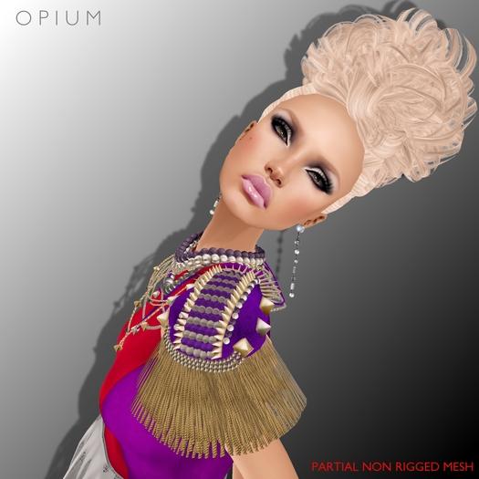 Vanity Hair:Opium-Demo(PART.MESH)