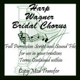 *SIO* Harp-Bridal Chorus