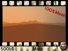 ::LPF:: SkyBox Mars v3.0 Mesh (Box)