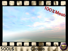 ::LPF:: SkyBox Clouds v3.0 Mesh (Box)