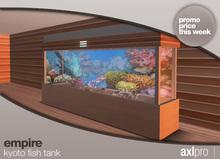 AXL pro box - Empire Kyoto Fish Tank