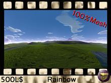 ::LPF:: SkyBox Rainbow v3.0 Mesh (Box)