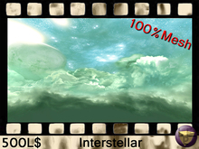 ::LPF:: SkyBox Interstellar v3.0 Mesh (Box)