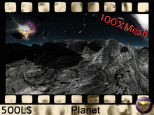 ::LPF:: SkyBox Planet v3.0 Mesh (Box)