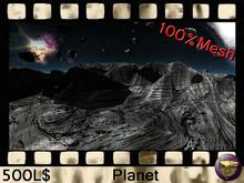 ::LPF:: SkyBox Planet v3.0 Mesh (Box)