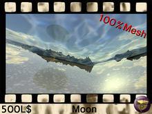 ::LPF:: SkyBox Moon v3.0 Mesh (Box)