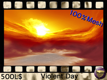 ::LPF:: SkyBox Violent Day v3.0 Mesh (Box)