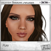 [ glow ] Innocent lashes - Pure (boxed)