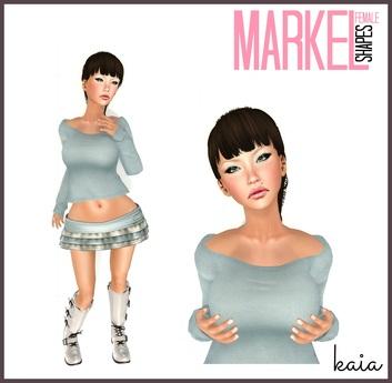 Markel Shapes ::Kaia::