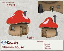 *~M`n B~* Shroom house (box)