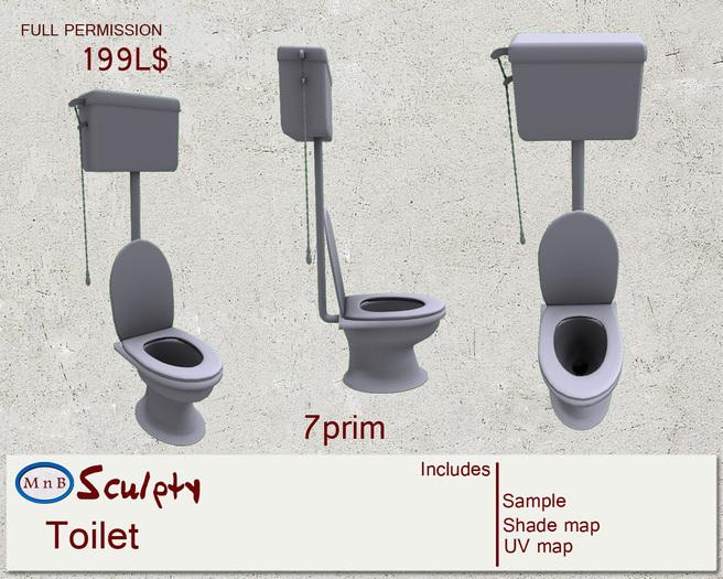 *~M`n B~* Toilet (box)