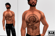 [Dv] Steampunk Tattoo