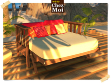 Couple Lounge Summer Chill Multiposes  ♥ CHEZ MOI