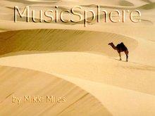 MusicSphere Desert