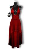 Chrysalis - Diva mesh dress - red