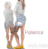 [b][s] Patience Dress