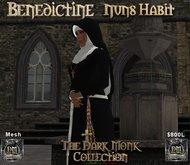 DM Benedictine Habit