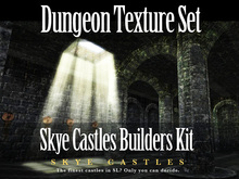 Skye Castle Build Kit Dungeon Texture Set Full Perms