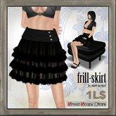 edge grafica / 25 frill-skirt