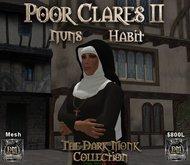 DM Poor Clares Nuns Habit 2
