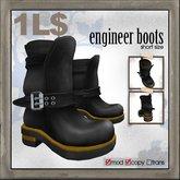 edge grafica / 31 Engineer Boots