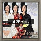 edge grafica / 34 yukata-Fat pack