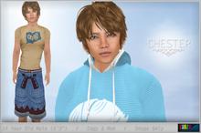 *Zanzo* Chester shape (14yo male)