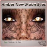 Amber New Moon Eyes