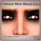 Crimson New Moon Eyes