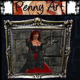 Penny's Antique Art Frame ST003