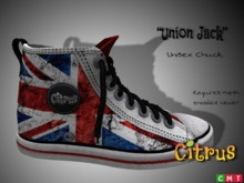 *Citrus* Union Jack Chucks