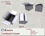 *~M`n B~* Cardboard Box set (box)